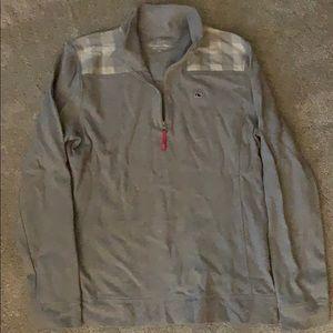 Vineyard Vines quarter zip shirt